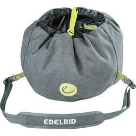 Edelrid Caddy II Bolsa para Cuerdas, slate